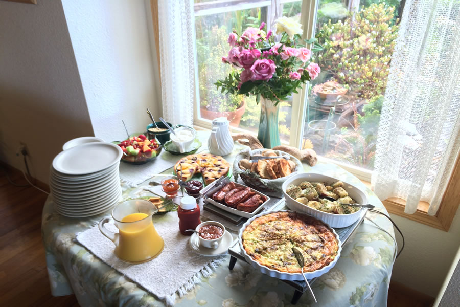 Arcata Bed And Breakfast