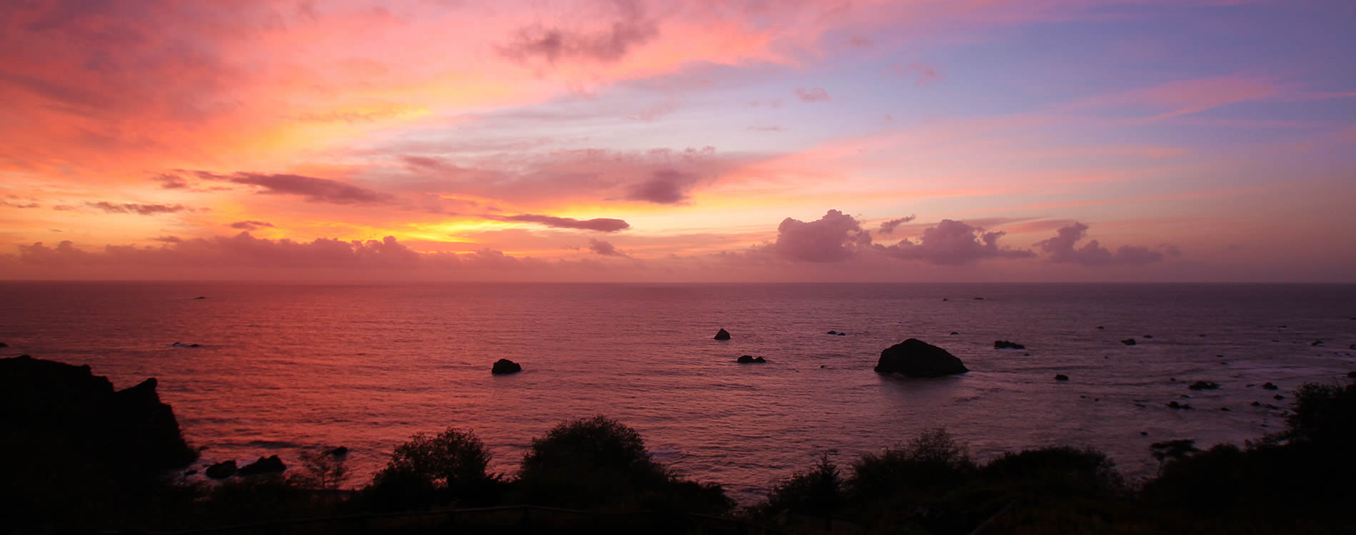 northern california bed and breakfast inn - oceanfront lodging in trinidad ca