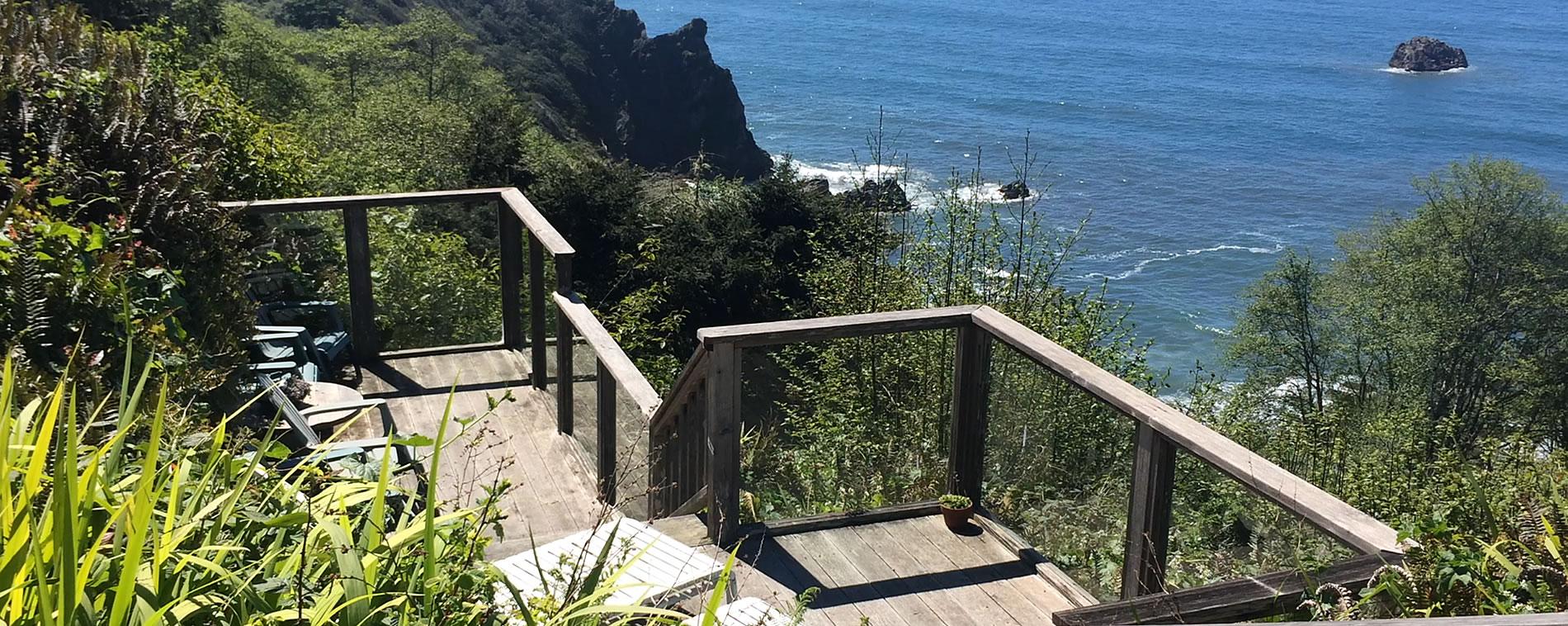 turtle rocks inn oceanview on california coast